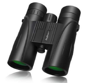 SkyGenius 8×42 Full-size Binoculars For Adults