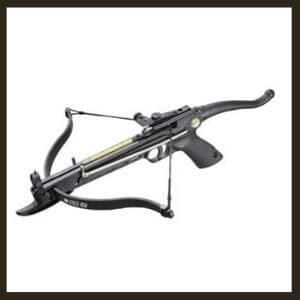 Snake Eye Tactical 80lbs Self Cocking Cobra Crossbow with 15 Arrows