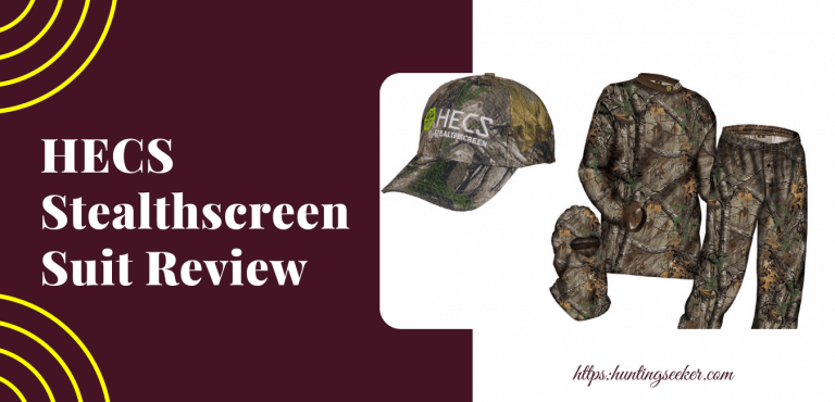 HECS Stealthscreen Suit Review