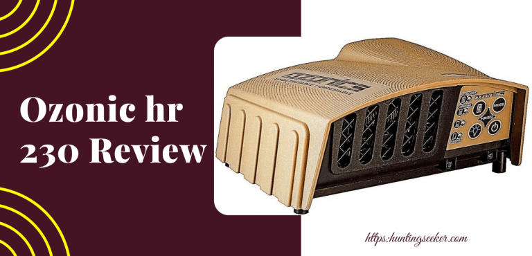 Ozonic hr 230 Review