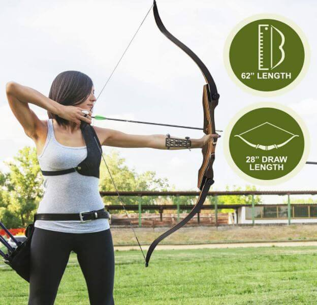 Samick Sage takedown Recurve Bow Review