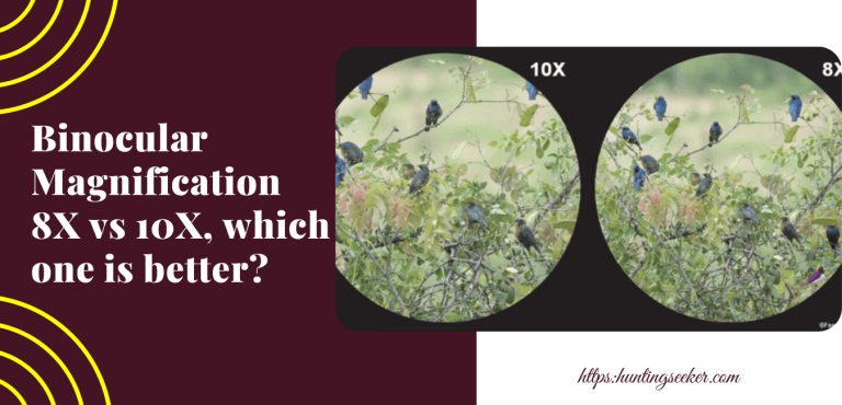 Binocular Magnification 8X vs 10X, which one is better