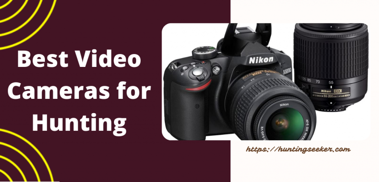 Best Video Cameras for Hunting